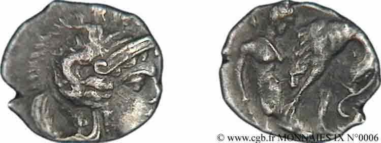 N° v09_0006 Diobole - c. 350 AC.