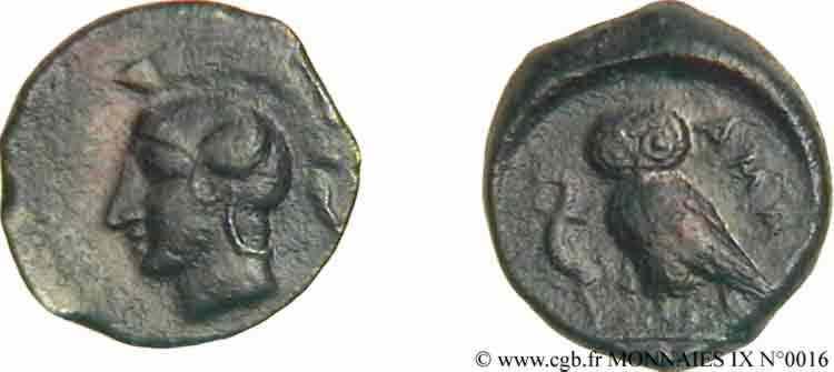N° v09_0016 Tetras (Trias) - c. 420-405 AC.