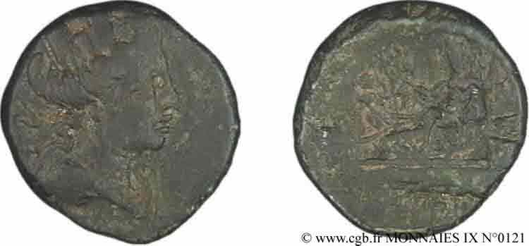 N° v09_0121 Bronze Æ 22 ou unité - 175-171 AC.
