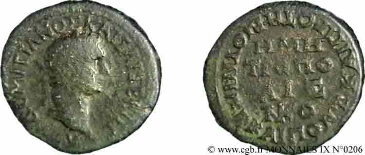 N° v09_0206 Assarion (MB, Æ 25) -