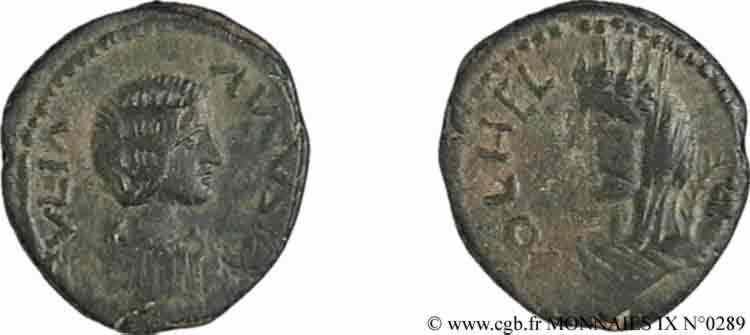 N° v09_0289 Assarion, (MB, Æ 25) - 198-211