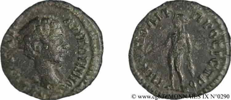 N° v09_0290 Assarion, (PB, Æ 15) - c. 196-198