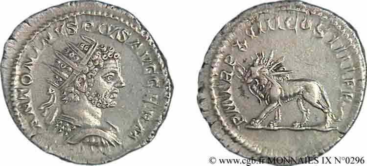 N° v09_0296 Antoninien - 215