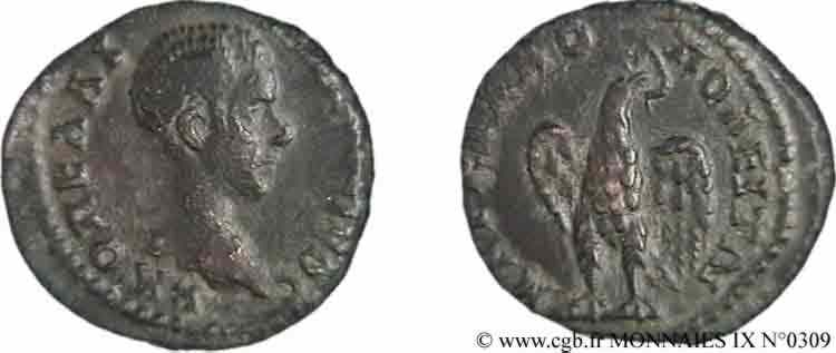N° v09_0309 Assarion (PB, Æ 16) - 217-218