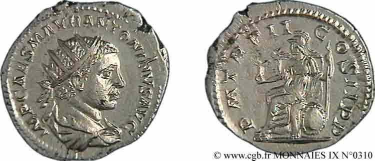 N° v09_0310 Antoninien - 01/219