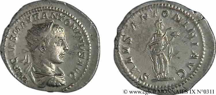 N° v09_0311 Antoninien - 08-12/218