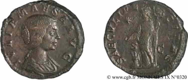 N° v09_0320 Dupondius, (MB Æ 25) - 220-222