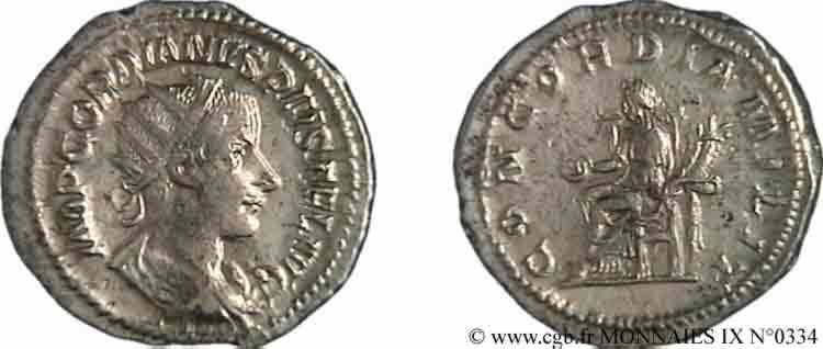 N° v09_0334 Antoninien de poids lourd - fin 239 - début 240