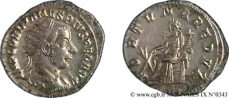 N° v09_0343 Antoninien de poids lourd - mi 243 - 03/244