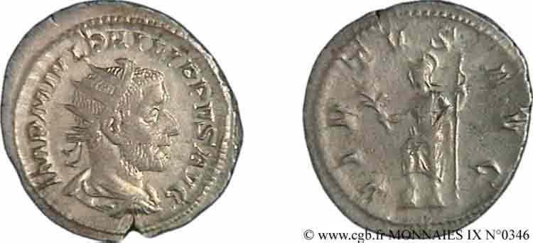 N° v09_0346 Antoninien - 244