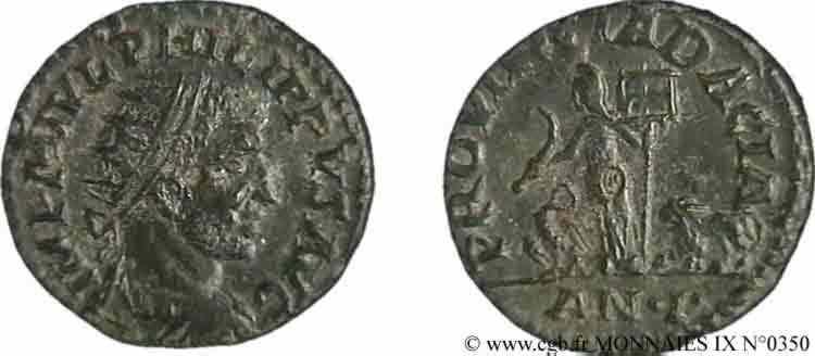 N° v09_0350 Dupondius ?, (MB, Æ 20) - 246-247