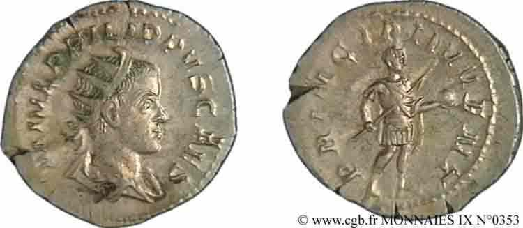 N° v09_0353 Antoninien - 245