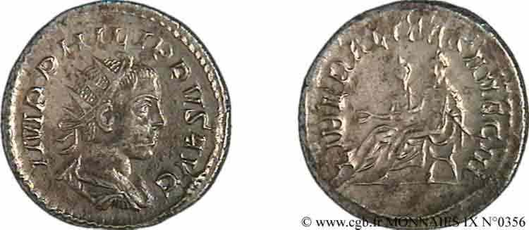 N° v09_0356 Antoninien de poids lourd - 249