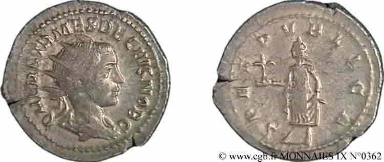 N° v09_0362 Antoninien - 250-251