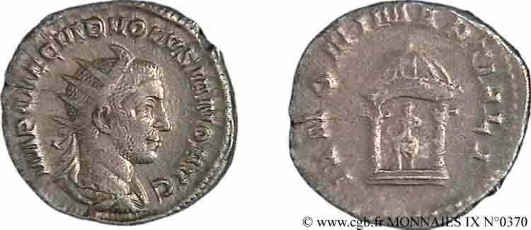 N° v09_0370 Antoninien - 252
