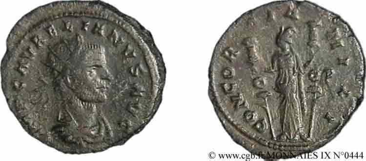 N° v09_0444 Antoninien de poids lourd - 271
