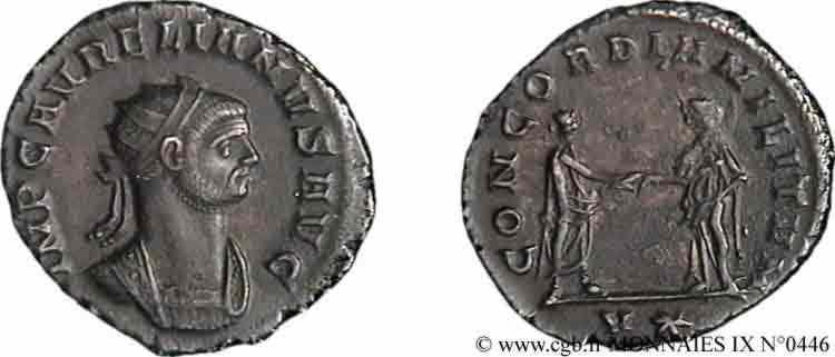 N° v09_0446 Antoninien - automne 273