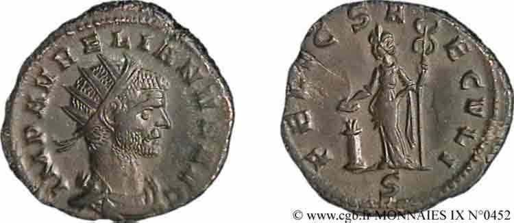 N° v09_0452 Antoninien - automne 271