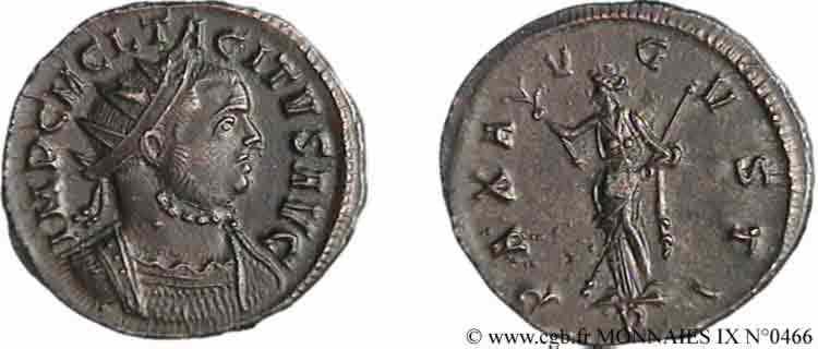 N° v09_0466 Aurelianus - 276