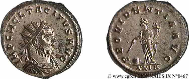 N° v09_0467 Aurelianus - 276