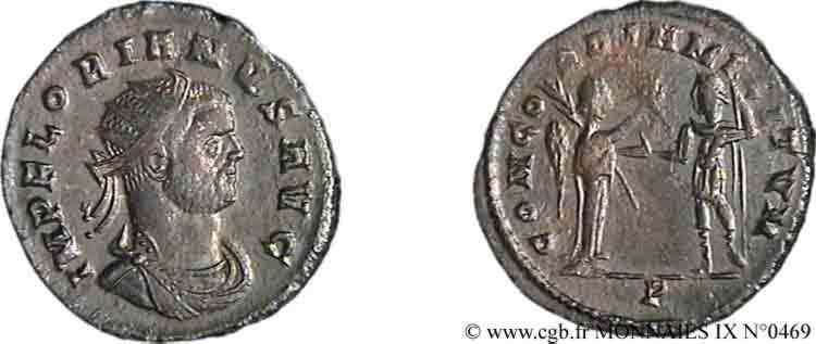 N° v09_0469 Aurelianus - 09-10/276