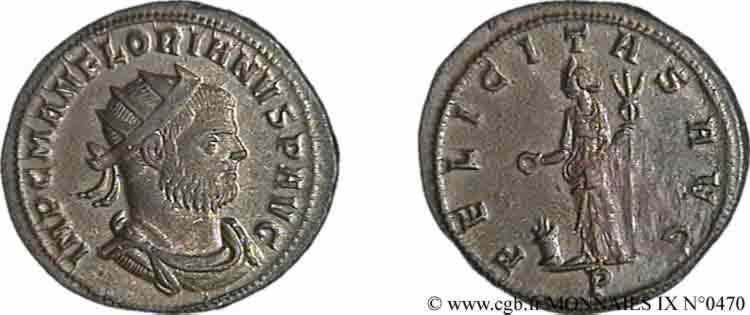 N° v09_0470 Aurelianus - 09-10/276