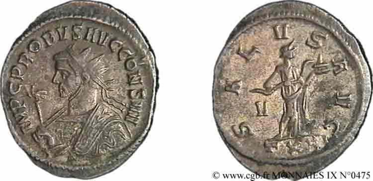 N° v09_0475 Aurelianus - 281