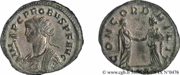 N° v09_0476 Aurelianus - 277