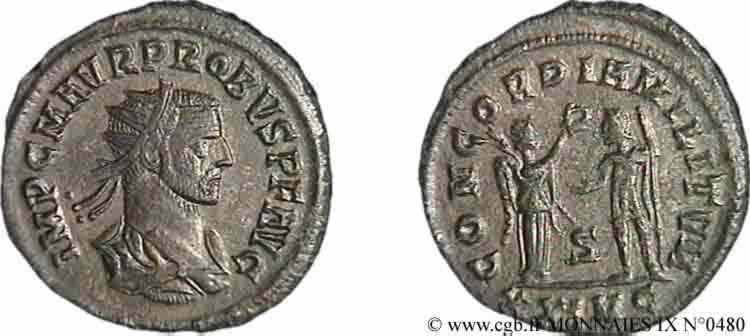 N° v09_0480 Aurelianus - 280