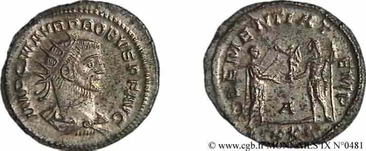 N° v09_0481 Aurelianus - 280
