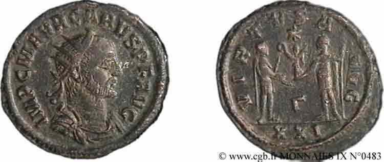 N° v09_0483 Aurelianus - 10/12/282