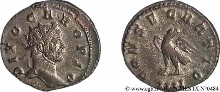 N° v09_0484 Aurelianus - 10/284-08/285