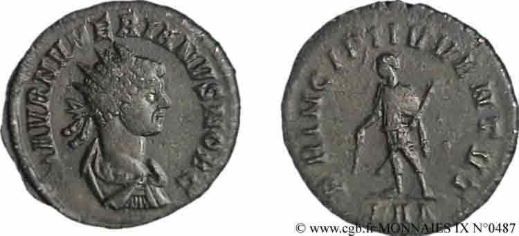 N° v09_0487 Aurelianus - 12/282-03/283