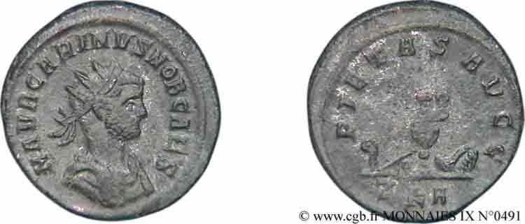 N° v09_0491 Aurelianus - 11-12/282