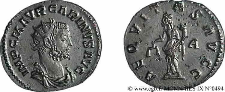 N° v09_0494 Aurelianus - 08-12/283