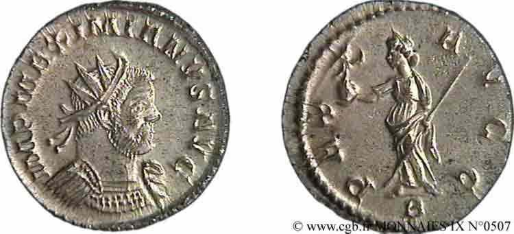 N° v09_0507 Aurelianus - printemps 290/291