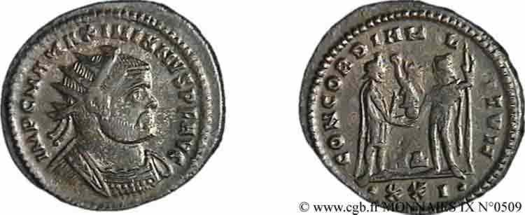 N° v09_0509 Aurelianus - c. 293