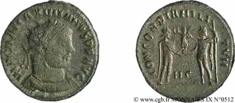N° v09_0512 Aurelianus - 293