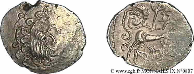 N° v09_0807 Statère d'argent - c. 80-60 AC.
