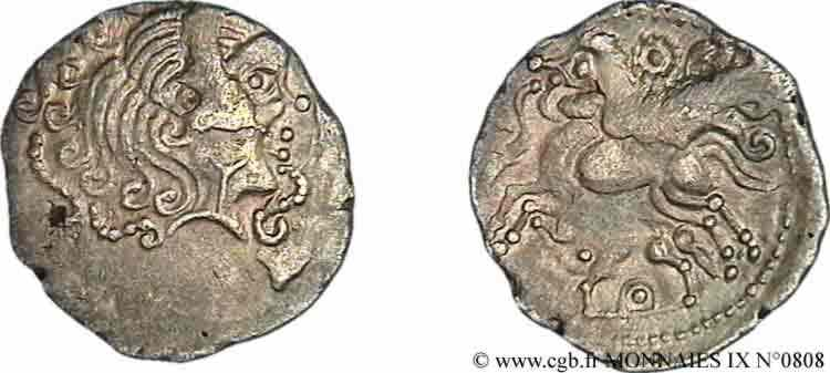 N° v09_0808 Statère d'argent - c. 80-60 AC.