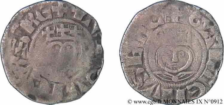 N° v09_0912 Denier - c. 1151-1174