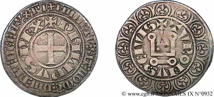 N° v09_0932 Gros tournois - c. 1270-1280