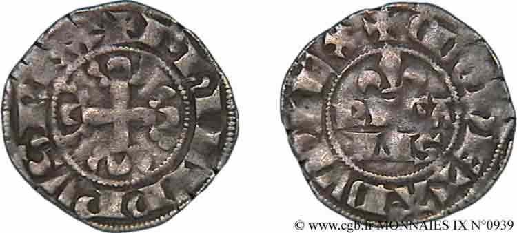 N° v09_0939 Double parisis - 1295-1303