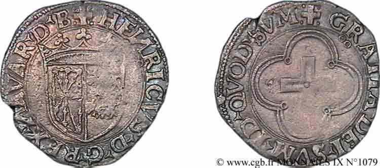 N° v09_1079 Blanc - après 1541
