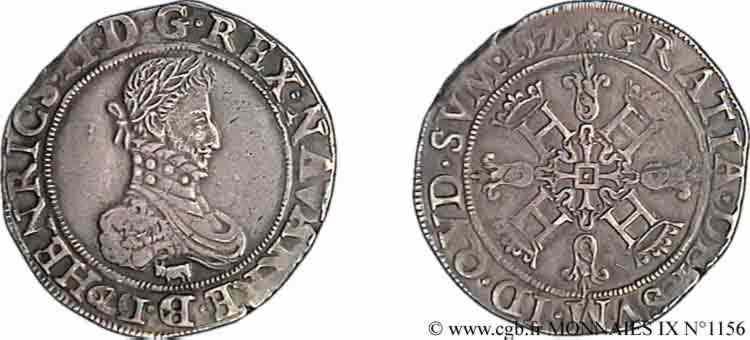 N° v09_1156 Franc - 1579