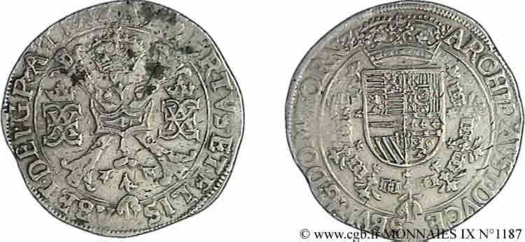 N° v09_1187 Patagon - sd., (1612-1620)