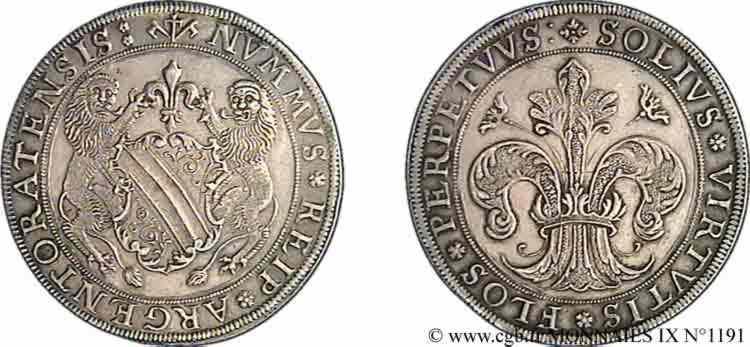 N° v09_1191 Thaler - c. 1622-1657