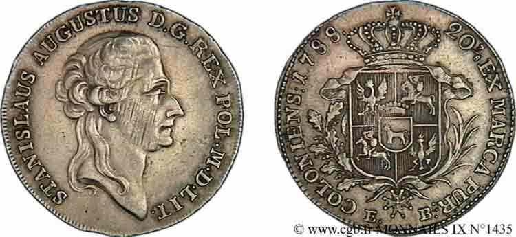 N° v09_1435 Demi-thaler - 1788