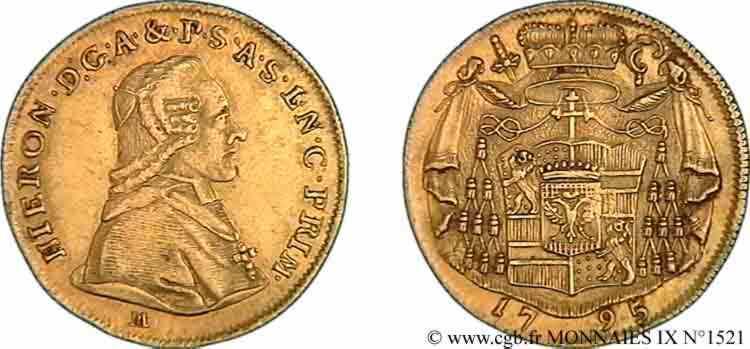 N° v09_1521 Ducat - 1795