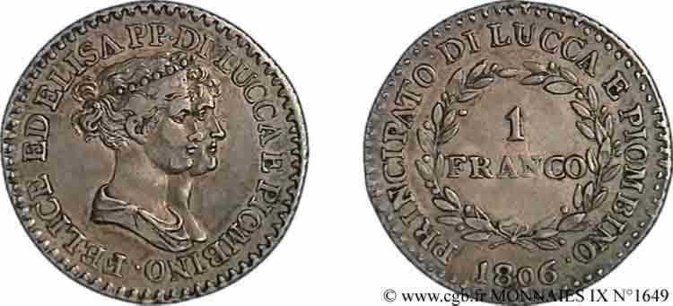 N° v09_1649 Franco - 1806